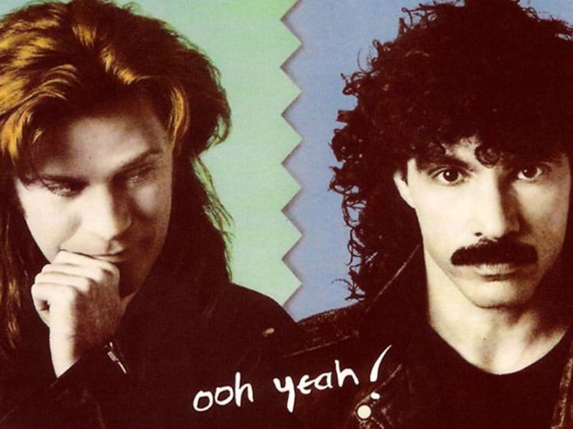 'Thousands': Hall & Oates' John Oates has 'lost track' of how many women he's slept with