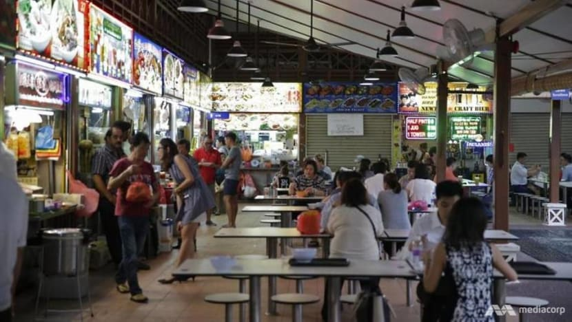 Profit margins for hawker fare? As low as 20 to 30 cents