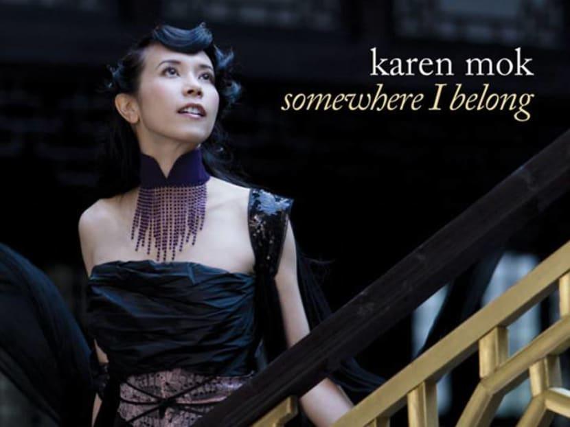 Karen Mok: Marriage, family and all that jazz