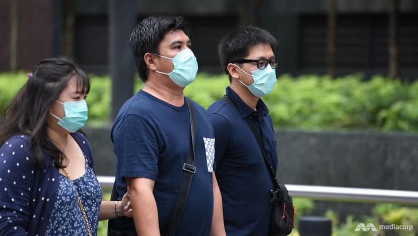 Singapore households to get 4 face masks each amid worries over Wuhan virus