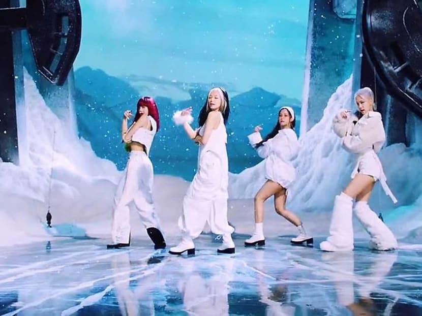 From teens to superstars: Netflix film tracks K-pop group Blackpink's rise