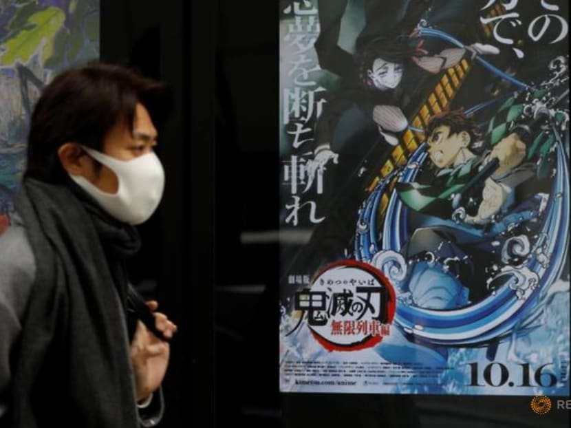 'Demon Slayer' becomes Japan's top-grossing movie