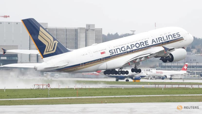 Singapore Airlines secures US$1 billion additional credit after rights issue