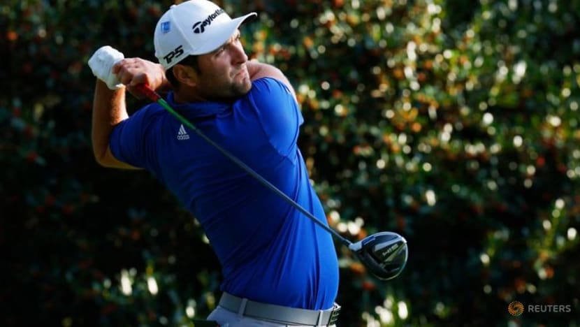 Rahm's third round struggles put Masters nearly out of reach