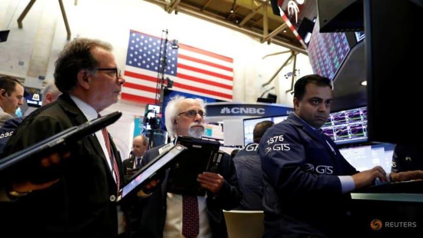 Nasdaq closes higher; stimulus in focus