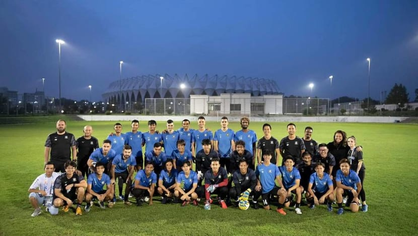 Tampines Rovers player tests positive for COVID-19 after return from AFC Champions League fixtures in Uzbekistan