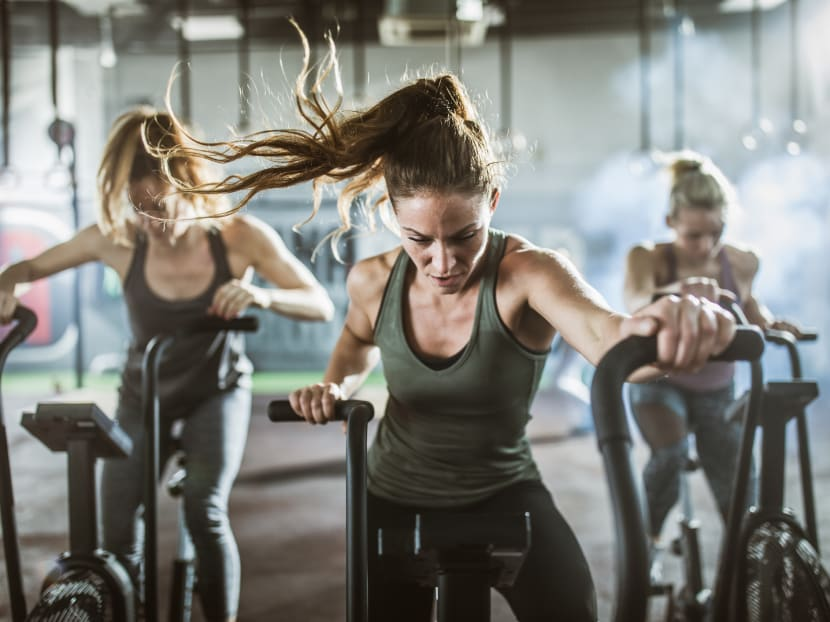 Exercise vigorously for four seconds – your muscles may thank you