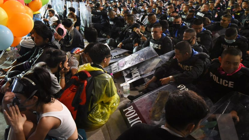 IN FOCUS: Growing divisions between Thailand's establishment and youth-led movement