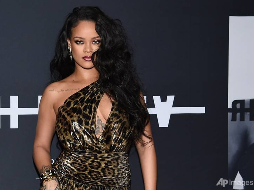 Hit singer Rihanna on new album and making music that makes her happy