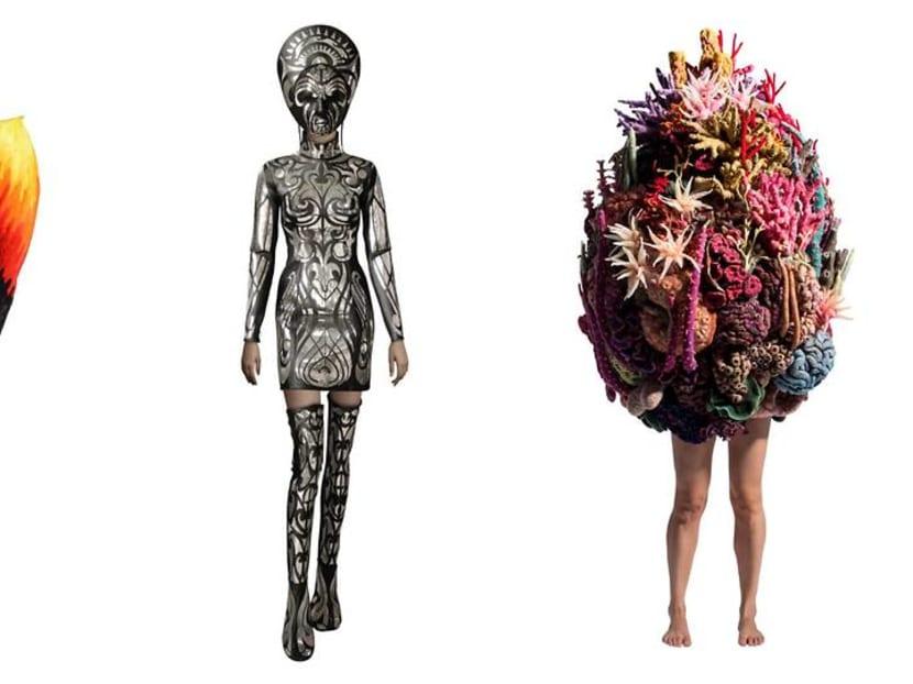 Designer for Lady Gaga, Nicki Minaj featured at Singapore Night Festival fashion exhibit