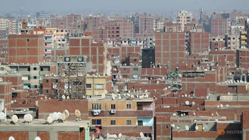 Deadly fire hits Egyptian hospital treating COVID-19 patients