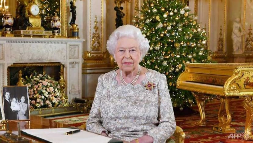 Queen Elizabeth II warns of 'tribalism' in Christmas address