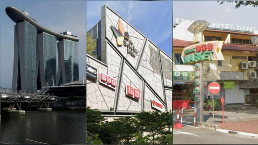 Marina Bay Sands, Seletar Mall added to list of places visited by COVID-19 cases while infectious