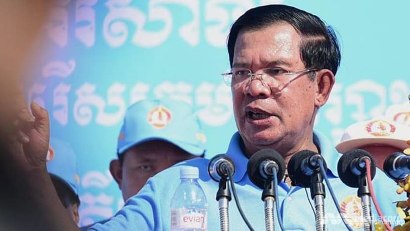 Cambodia opposition can be dissolved if it protects Kem Sokha: Hun Sen