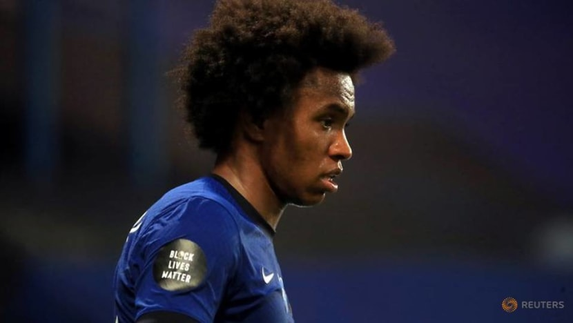 Football: Willian confirms Chelsea exit after seven years