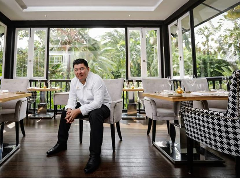 Michelin-star restaurant Corner House re-opens with a new chef at the helm