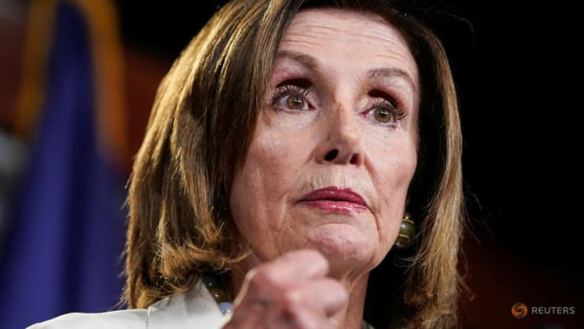 Pelosi insists not trying to snuff out impeachment effort
