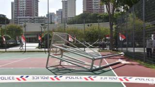 东海岸市镇会设委员会 检讨体育休闲设施