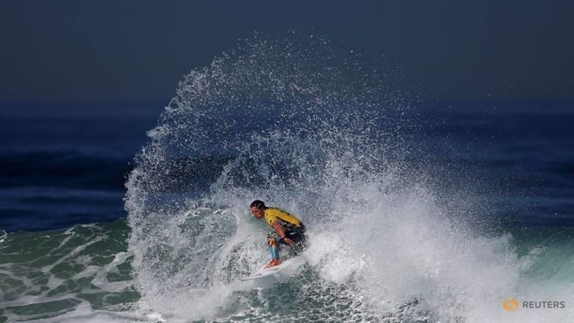 Surfing: Wright first women's winner at Pipeline, home triumph for Florence