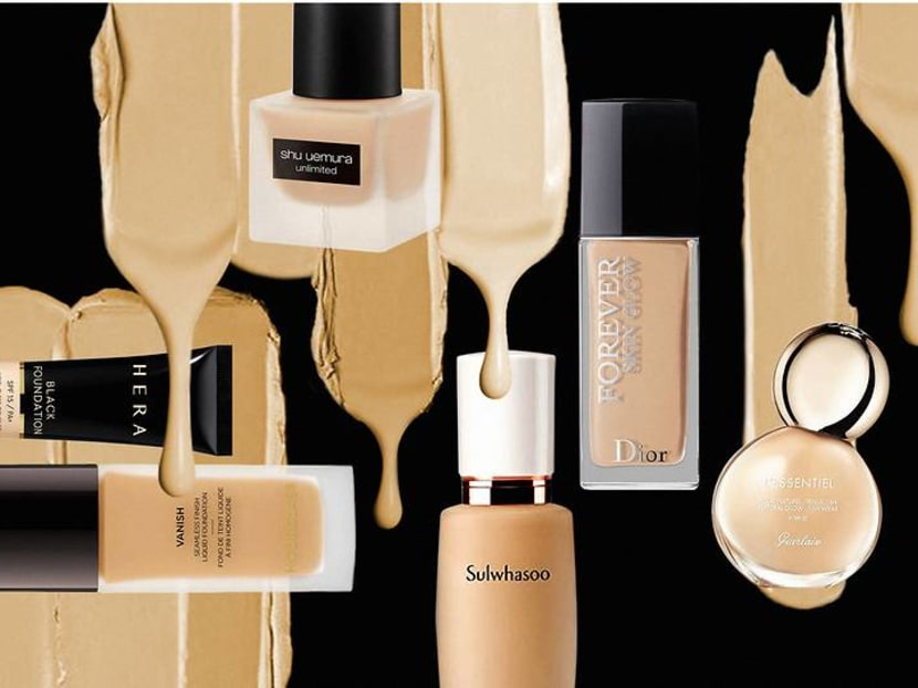 Six of the best long-lasting foundations that can survive Singapore's humidity