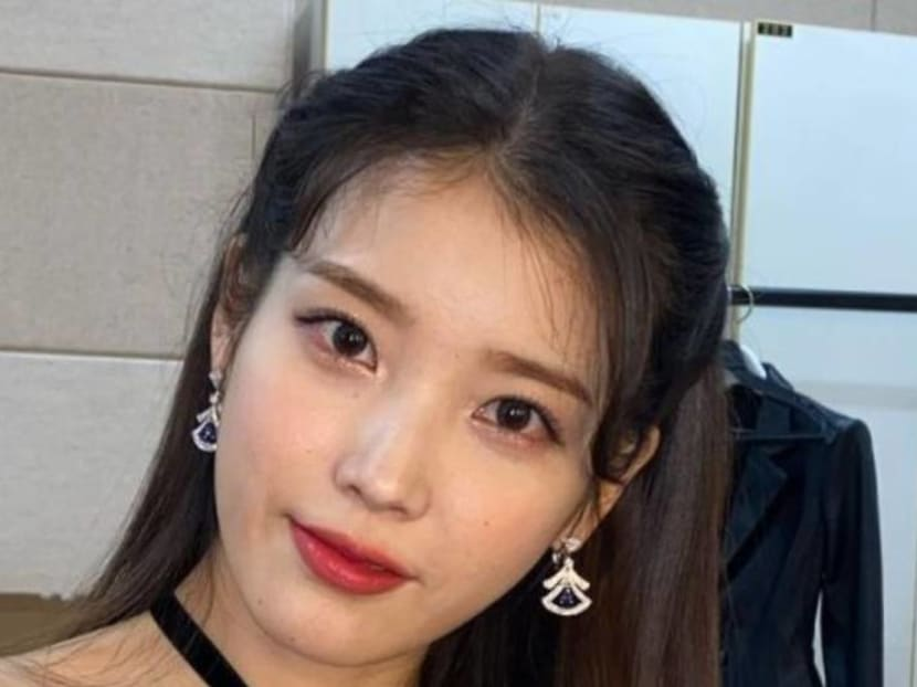 Korean singer-actress IU says she was overcome with self-hatred when younger