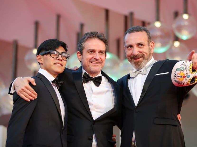 Film shines light on Mexican sweatshops at Venice festival