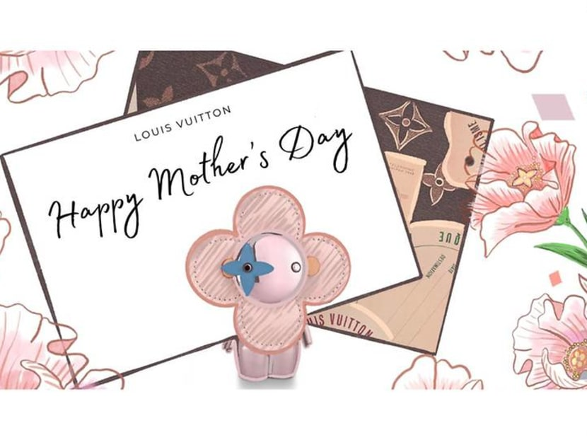 Send Mum a Mother's Day greeting with Louis Vuitton's free e-cards