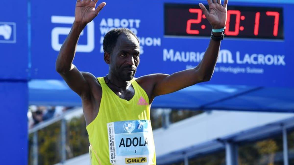 Ethiopian Adola digs deep to win Berlin marathon, Bekele third thumbnail