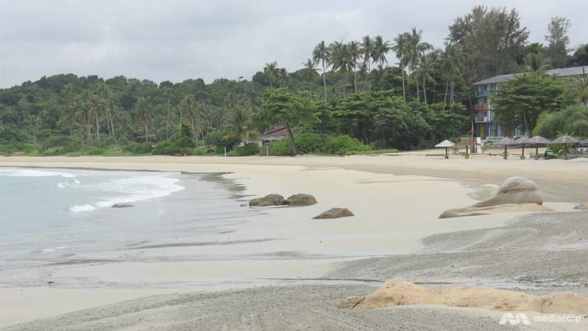 Without tourists from Singapore, Bintan's resorts get creative to make ends meet amid COVID-19