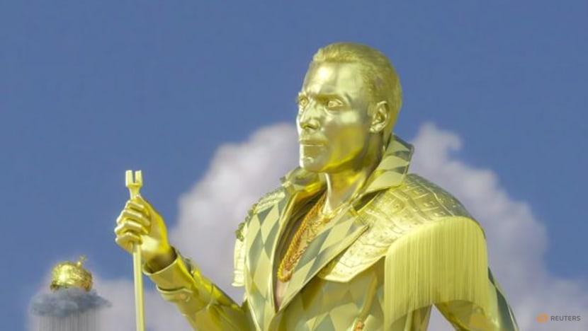 Freddie Mercury NFTs go on sale for AIDS charity