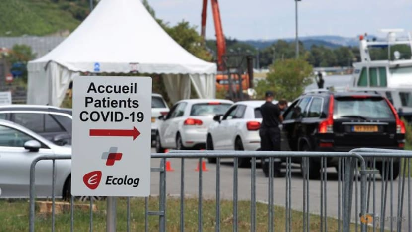 Germany limits travel from French region over COVID-19 variant