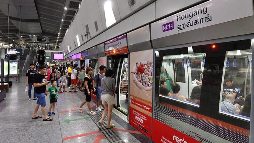 North East Line to undergo major renewal work starting 2019