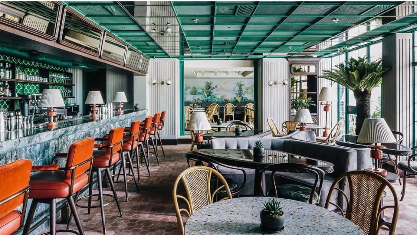 First look: Hotel designer Andre Fu's newest projects in Hong Kong