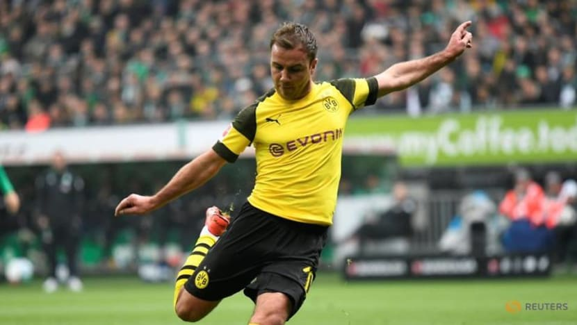 Football: Free agent Gotze makes surprise move to PSV