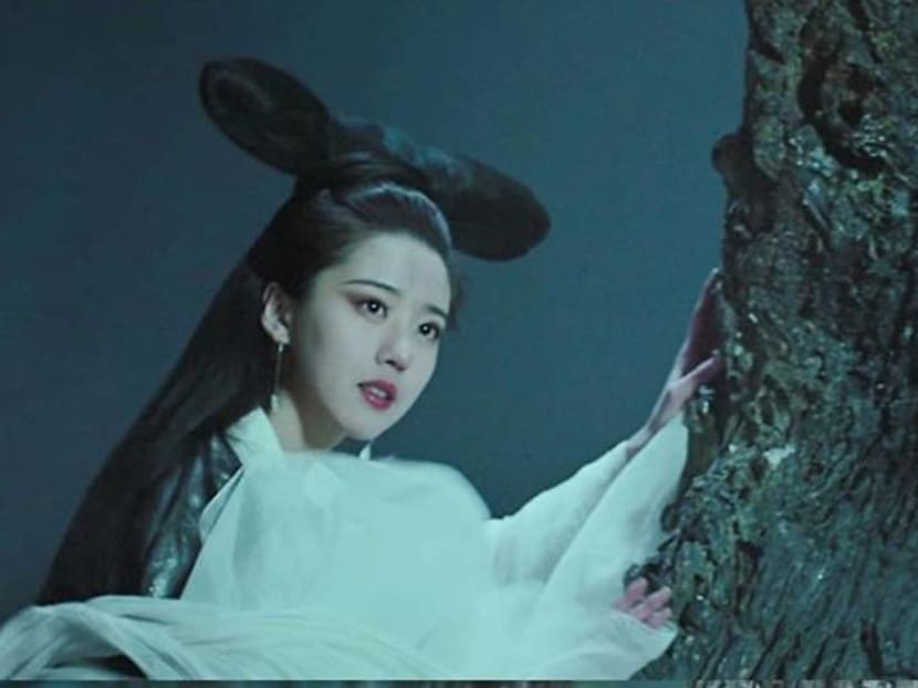 Quan Yifeng's daughter Eleanor Lee starring in A Chinese Ghost Story remake