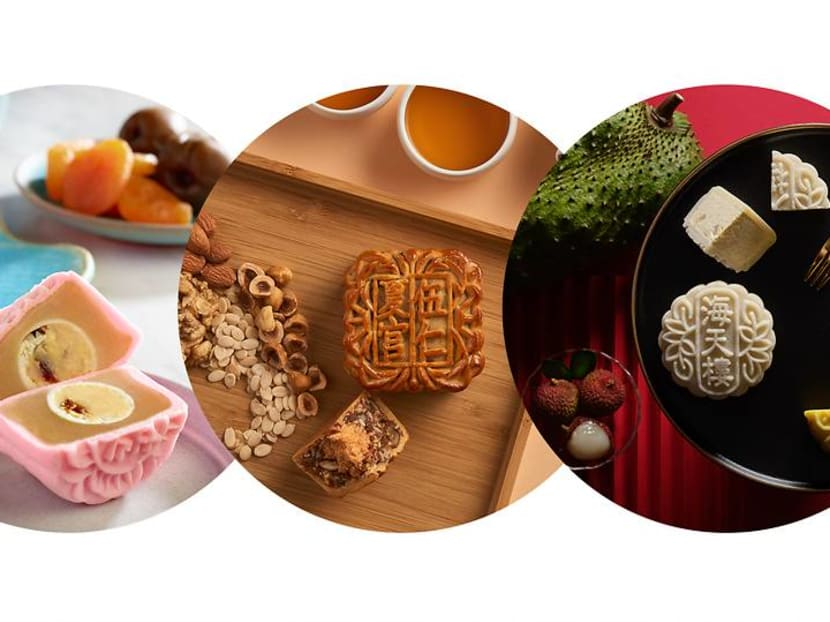 Are outrageous flavours a must to win the mooncake war every year?