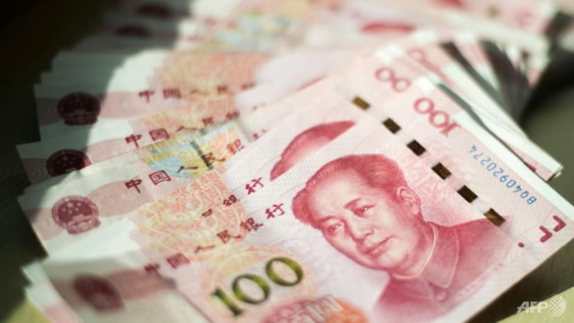 Chinese yuan falls to lowest level against US dollar since August 2010