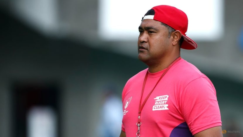 Rugby-Australia great Kefu and family 'doing well' after violent attack