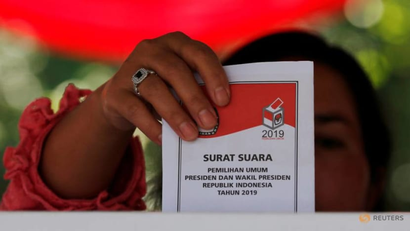 Commentary: What the poll figures from Indonesia elections show