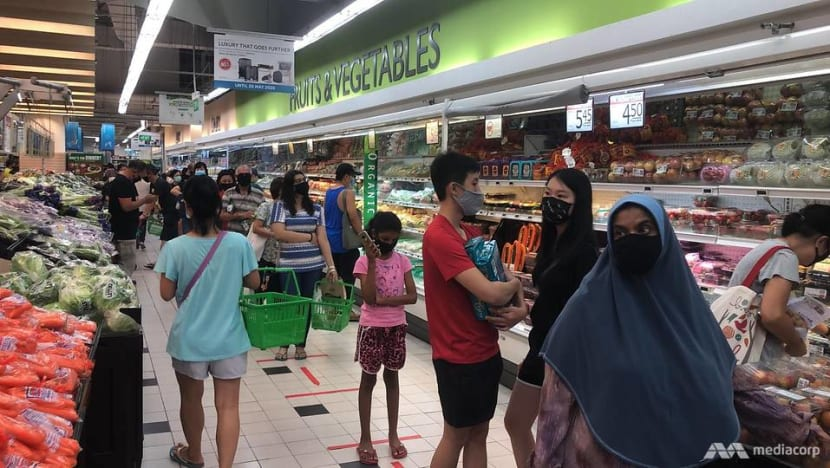 150,000 Singaporeans to receive grocery vouchers to help with household expenses