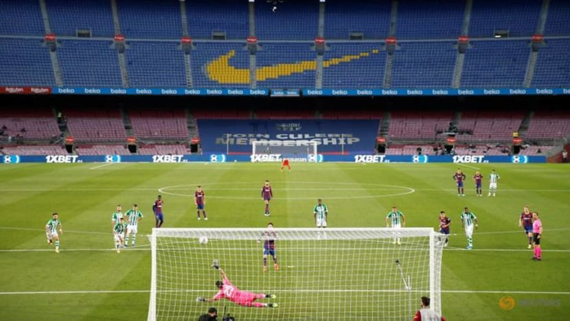 Football: Barcelona to delay wage payments amid 'worrying' financial situation