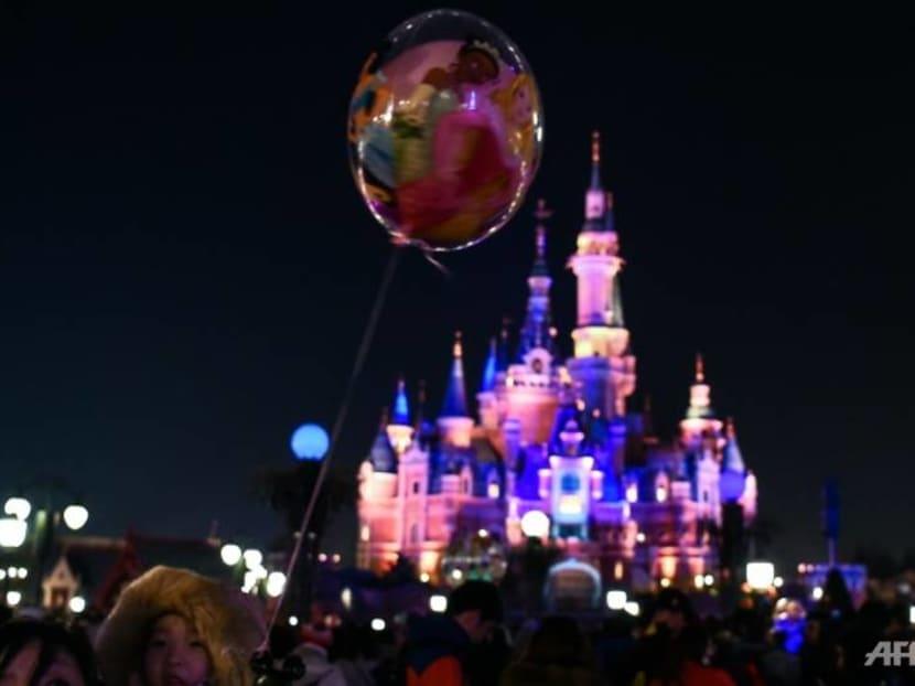 Shanghai Disneyland closes over Wuhan virus concerns