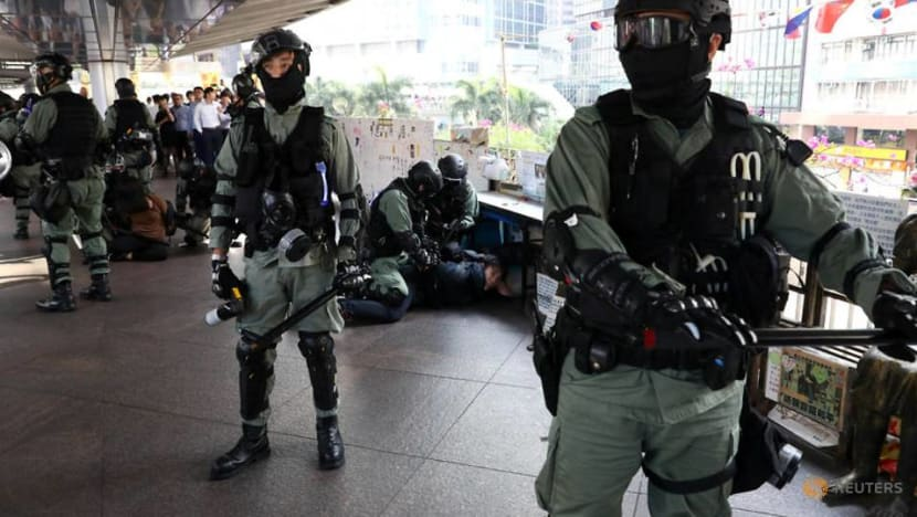 Commentary: Are Hong Kong police officers equipped to deal with new wave of protests?