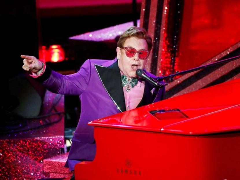 Elton John delays European tour due to hip pain