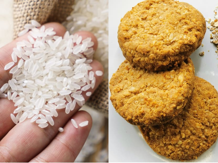 Do these Singapore products really make white rice and cookies healthier for diabetics?