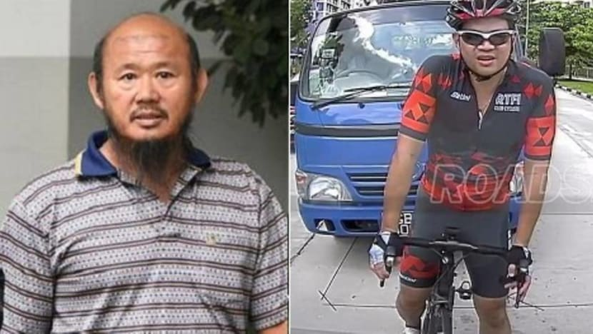 Lorry driver in viral altercation with cyclist found guilty