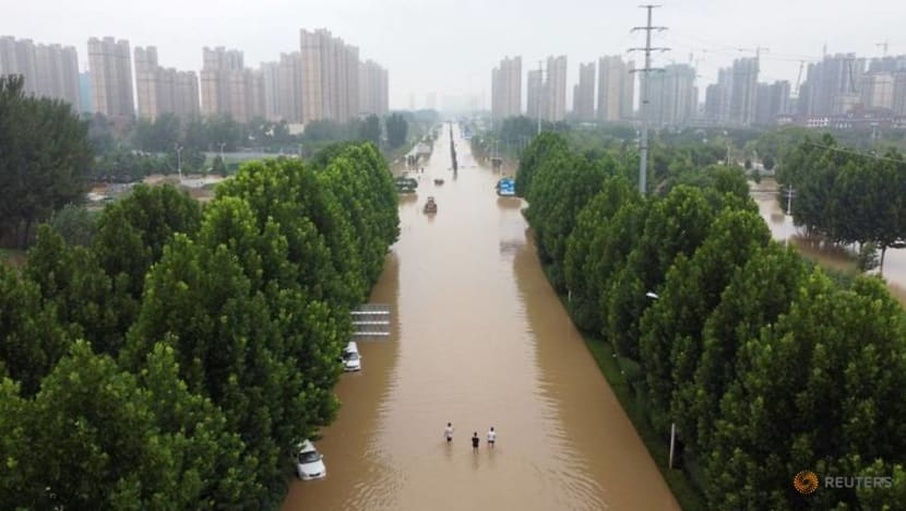 Central China cities issue highest flood warning level