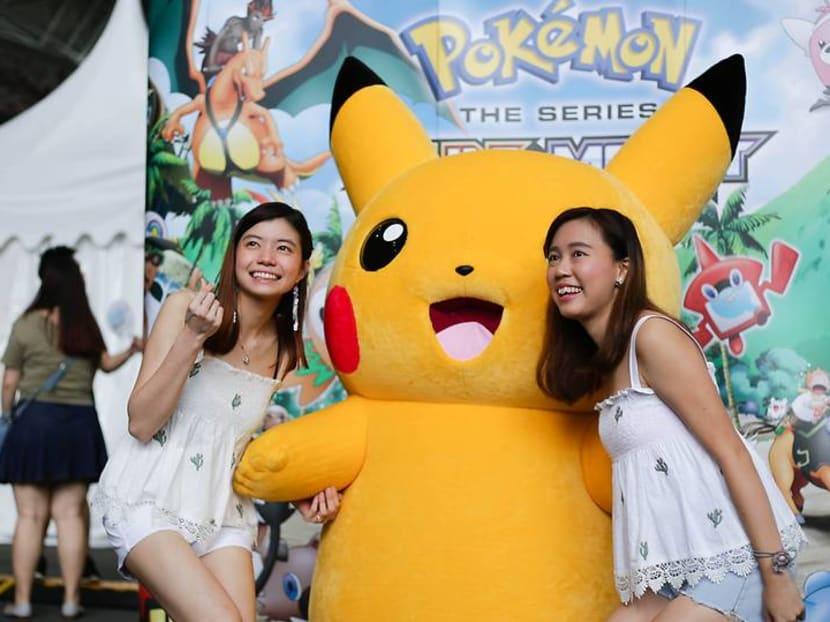 Thousands flood Sentosa for Southeast Asia's first Pokemon Go Safari Zone event