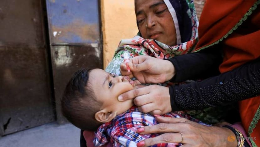Pakistan resumes polio campaign after COVID-19 pause