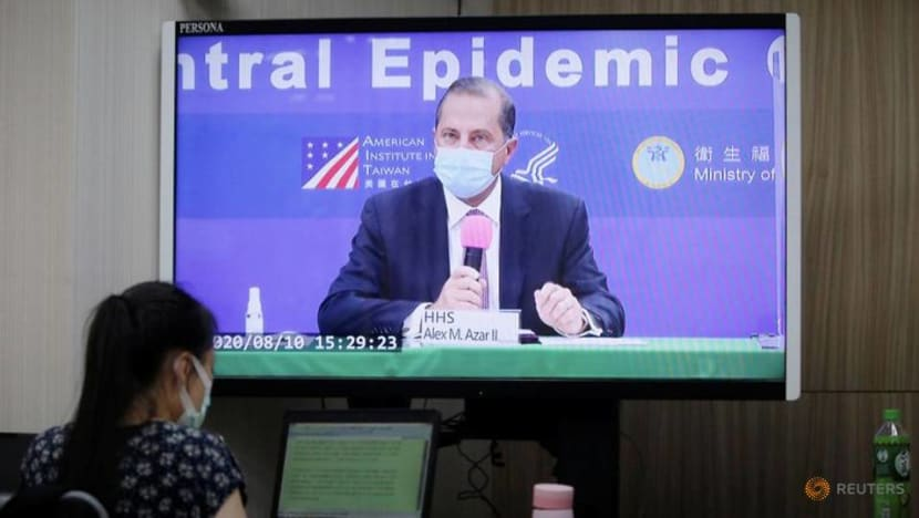 US's Azar says any US vaccine would be shared once US needs met